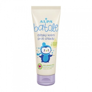 BATOLE baby winter cream with olive oil
