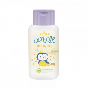 BATOLE baby oil with olive oil