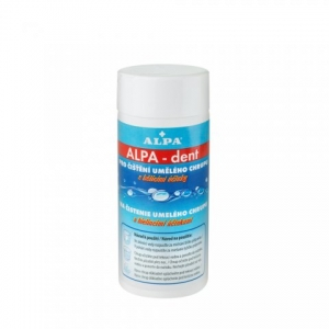 ALPA-dent preparation for cleansing of artificial teeth...