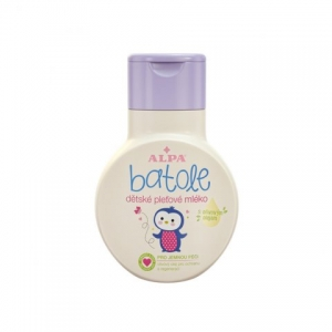 BATOLE baby milk lotion with olive oil
