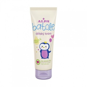 BATOLE baby cream with olive oil