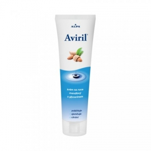 AVIRIL glycerine almond hand cream