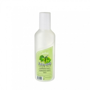 Hairspray with lime tree fragrance - replacement fillin...