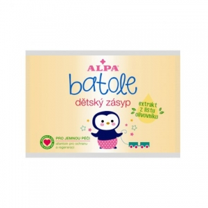 BATOLE baby powder with olive leaf extract