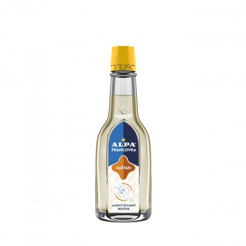 ALPA францовка КАШТАН – спиртовый травяной раствор