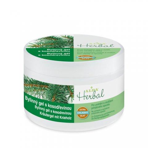 ALPA HERBAL bylinný gel s kosodřevinou