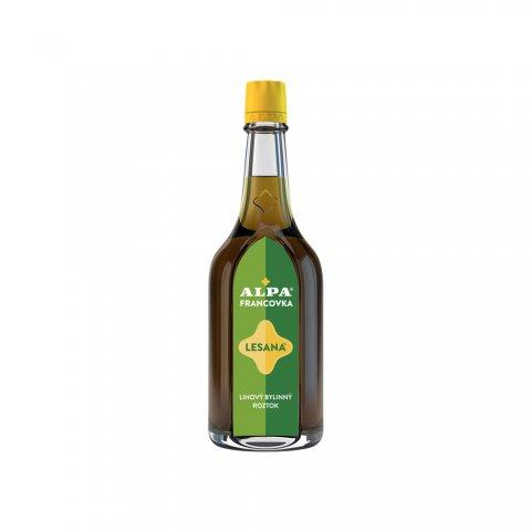 ALPA Franzbranntwein LESANA – Kräuterlösung mit Alkohol