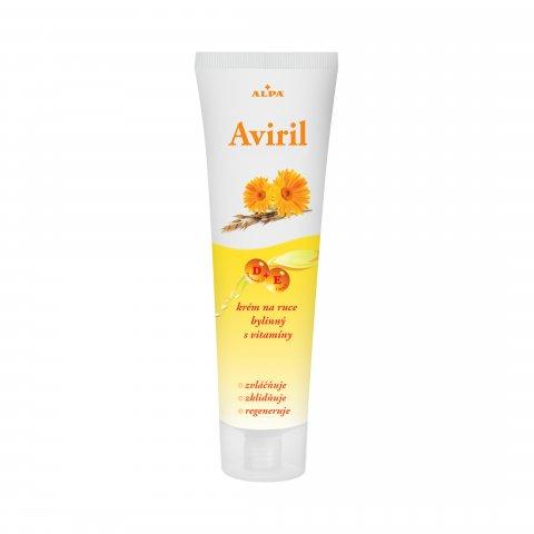 AVIRIL Kräuter-Handcreme mit Vitaminen