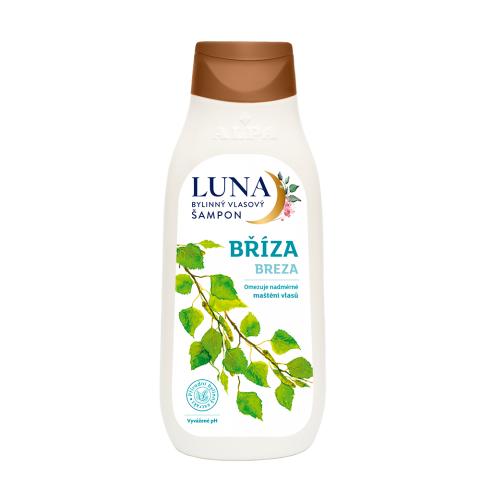 LUNA bylinný šampon březový
