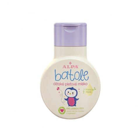BATOLE detské pleťové mlieko s olivovým olejom