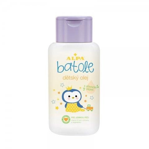 BATOLE детское масло с оливковым маслом