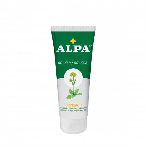 АLPA эмульсия АРНИКА – массажная, с арникой и календулой