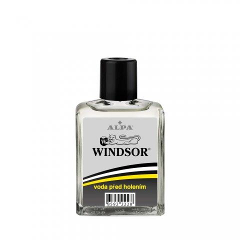 WINDSOR pre-shave lotion