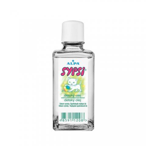 SYPSI detský olej