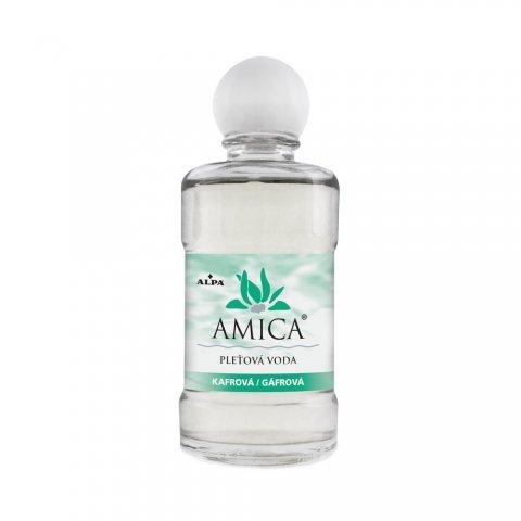 AMICA pleťová voda kafrová