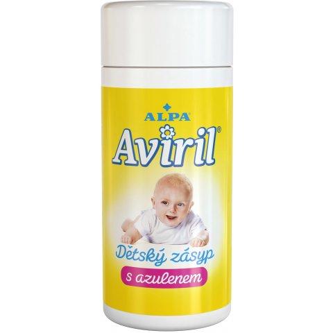 AVIRIL Kinderpuder mit Azulen