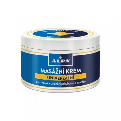 ALPA Creme  –  Massagecreme