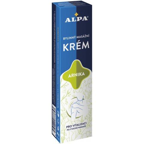 ALPA krém ARNIKA – bylinný masážny