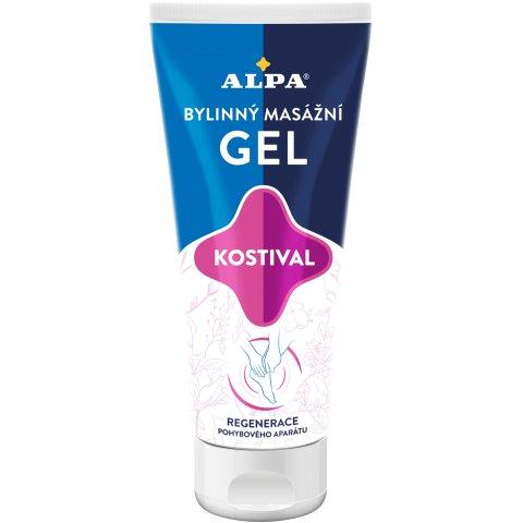 ALPA gel KOSTIVAL – bylinný masážní