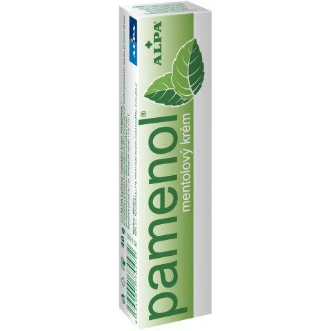 ALPA крем ПАМЕНОЛ – травяной массажный