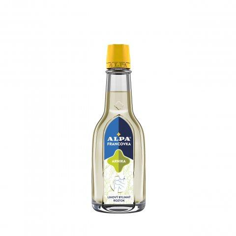 ALPA францовка АРНИКА – спиртовый травяной раствор