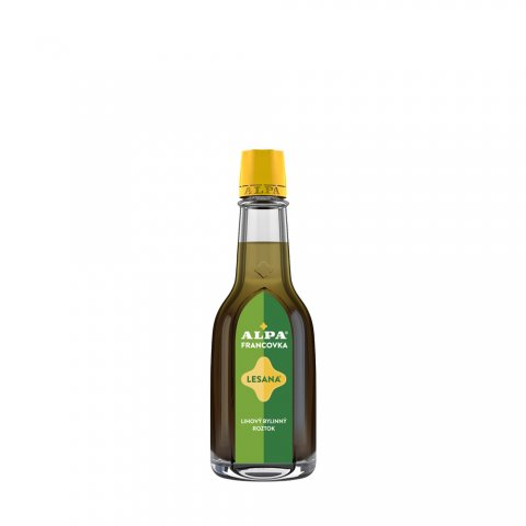 ALPA embrocation LESANA – alcohol-containing herbal solution