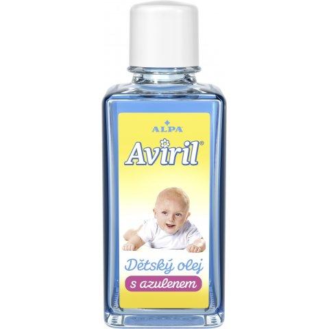 AVIRIL dětský olej s azulenem