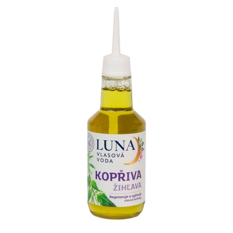 LUNA nettle herbal hair tonic