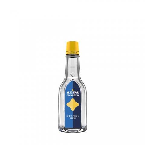 ALPA францовка – спиртовый травяной раствор