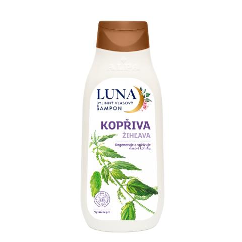 LUNA bylinný šampon kopřivový