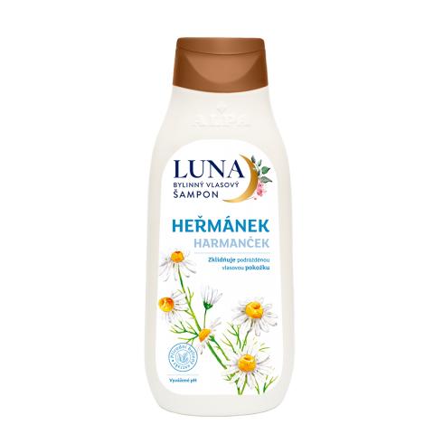 LUNA bylinný šampon heřmánkový